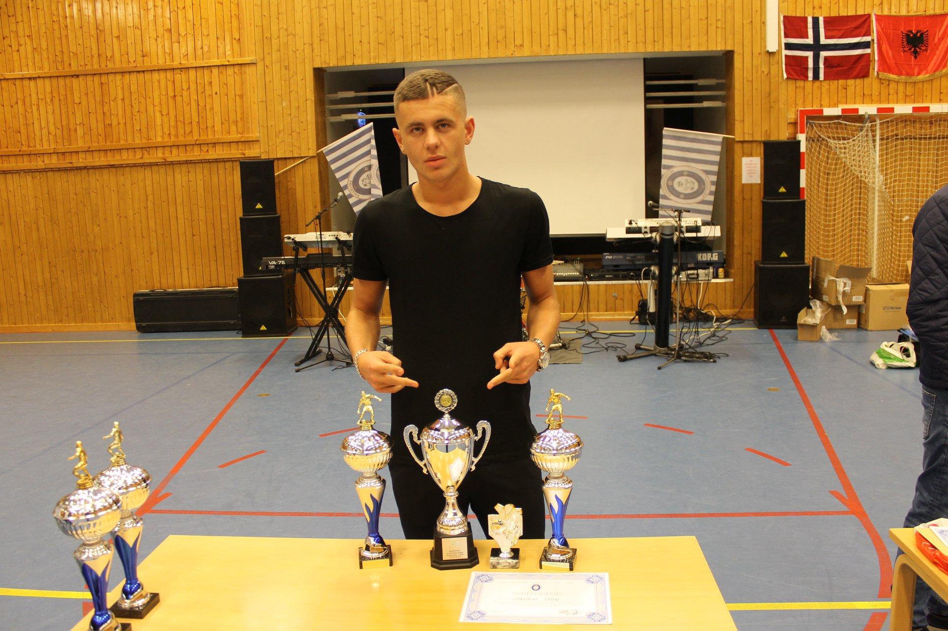 Rinor Topallaj har signert for Fredrikshald FK