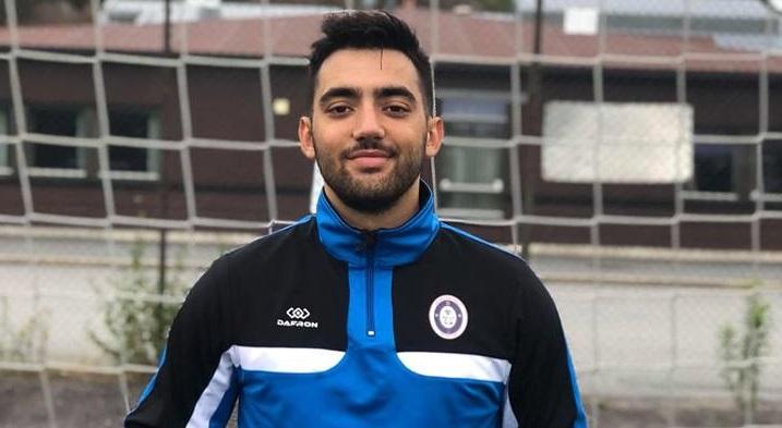 Arber Gashi vender tilbake til Fredrikshald Prishtina!