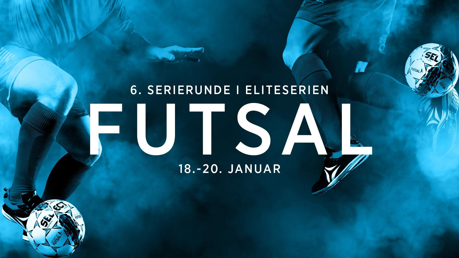 6. serierunde i Eliteserien futsal