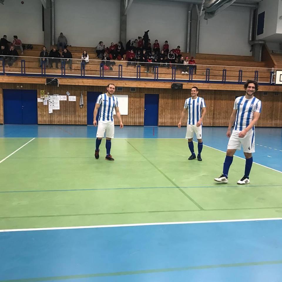 Uavgjort borte mot KFUM - Eliteserien Futsal