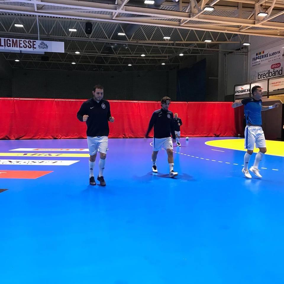 Tap borte mot Sandefjord Futsal