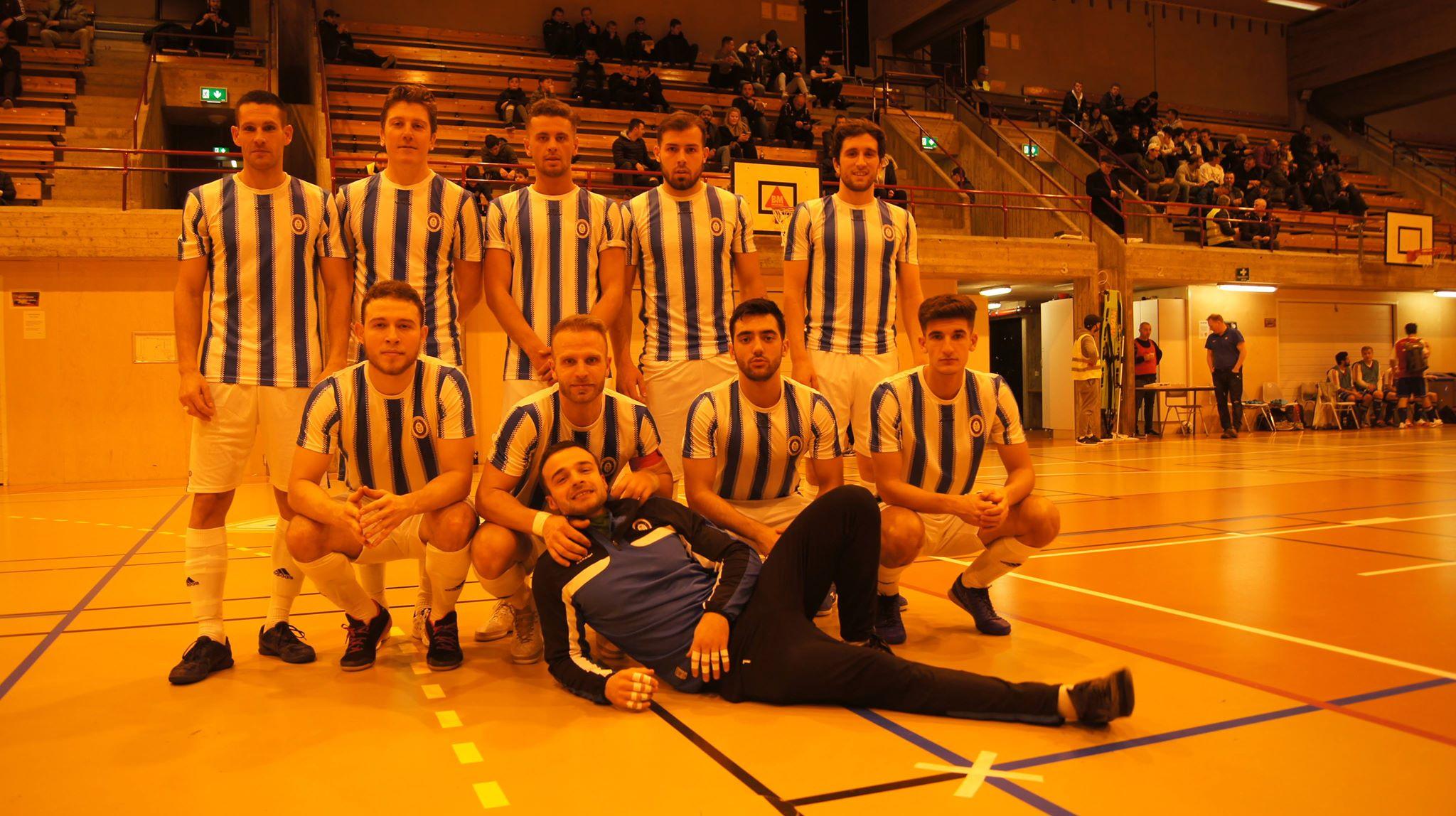 Etter seieren mot Freidig er vi klare for en ny sesong i Eliteserien Futsal!