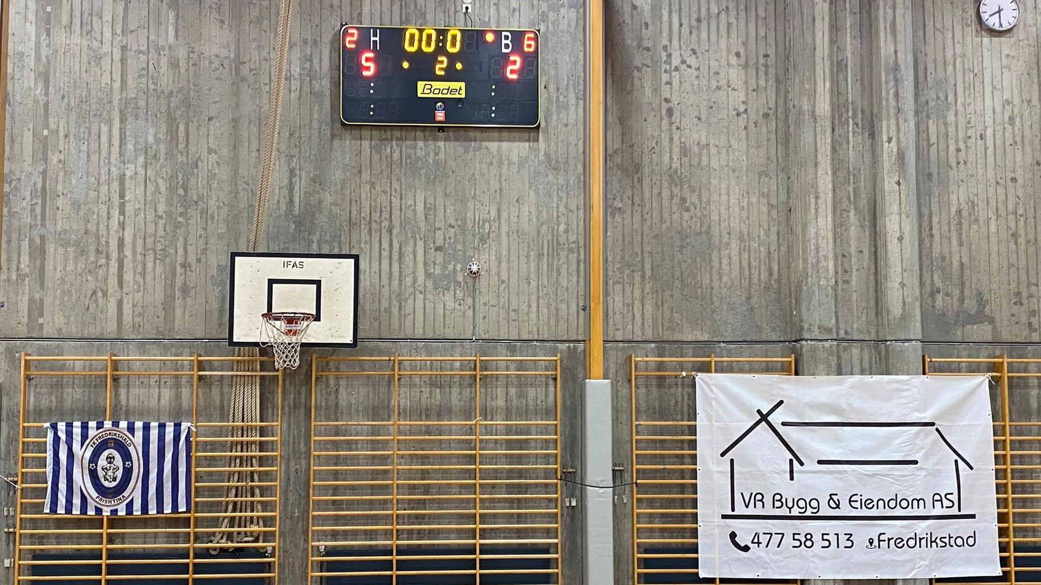 5-2 seier mot Sandefjord Futsal